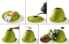 16 Creative & Modern Gardening Pots For Better Gardening.
