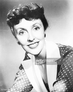 Photo d'actualité : Joyce Grenfell actress 1956.
