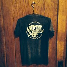 #vintage #harleydavidson T from a bike shop in #switzerland, purchased in #Athens