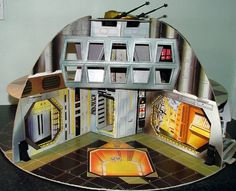 Death Star Space Station (Palitoy) - 1977
