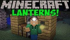 Lanterns Mod para Minecraft 1.4.6 y 1.4.7