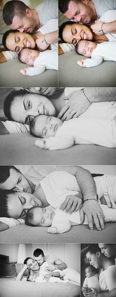 Love these newborn family photos Baby Poses, Newborn Poses, Newborn Session, Newborns, Baby Shooting, Shooting Photo, Lifestyle Newborn Photography, Children Photography, Family Photography