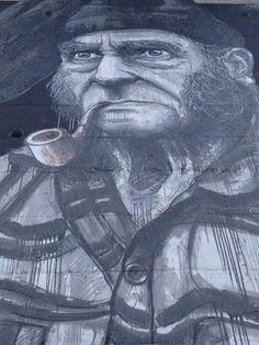 Portuguese Street Art In Porto...! *^