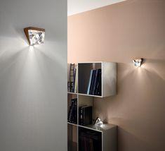 Tripla f41 devis busato giulia ciccarese applique murale wall light  fabbian f41d01 76  design signed 40001 product  #tripla#glass#cristal#fabbian#lighting#luminaires#design#walllight#walllamp#lamp