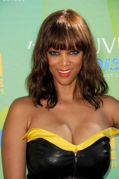 Long Bob - Tyra Banks