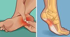 El dolor en la planta del pie al pisar el suelo al despertar puede ser señal de una enfermedad