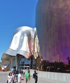 EMP (Experience Music Project) Museum