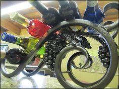 Custom Wine Rack Ferguson Fabrication