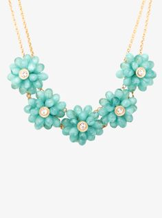 A colorful statement necklace is a must-have for spring. #TorridSpring