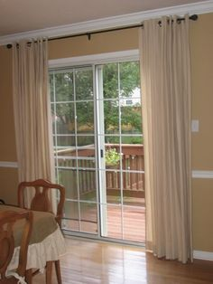 Window Treatments For Sliding Gl Doors Google Search