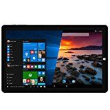"""#8: CHUWI Hi10 Plus Windows 10/Android 5.1 Dual Boot 2-in-1 Tablet PC 10.8"""" Full HD Display 3:2 Aspect Ratio IPS Screen featuring Intel X5 Cherry Trail Z8350 Quad Core 4GB RAM/64GB ROM and Wifi"""