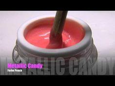 Unsere Classic Farbgele sind sehr gut deckend und einfach aufzutragen. Die Farbpigmente der Classic Farbgel Linie setzen sich nicht ab. Dadurch wird ein Aufrühren unnötig und die Haltbarkeit der Modellage wird um ein Vielfaches verlängert.    Die farbenfrohe Classic Linie überzeugt durch hohe Qualität und Vielseitigkeit.    www.beautiful-nails.ch Uv Gel, Metallic, Peach, Candy, Beautiful, Simple Lines, Peaches, Candles, Candy Bars