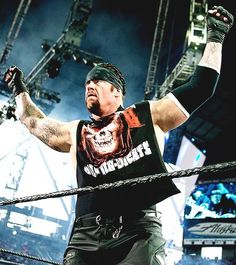 The Undertaker the American Badass (big evil)