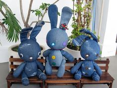 TeddyThotz 'n' OneKind: Meet Our MaXX Bears and Bunnies