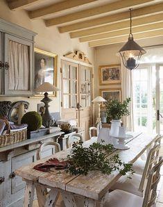 A Refined French Interior - Victoria Magazine