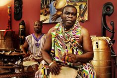 Ghanaian Master Drummer Obo Addy Dies at 76