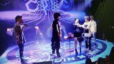 2PM #미친거아니야 #PreParty 2014.09.10. 09:00 p.m. (KST) 무대 설치가 완료되었습니다!! The stage is all set! #LIVE