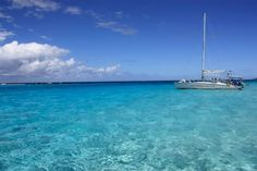 Been there and want to go back! Grand Cayman Island!! By far the prettiest water I've ever seen!!!!