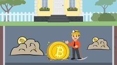 Here's what you should know before jumping into cryptocurrency mining. Bitcoin Mining Hardware, Bitcoin Mining Rigs, What Is Bitcoin Mining, Satoshi Nakamoto, First Bank, Bitcoin Transaction, Crypto Mining, Buy Bitcoin, Does It Work