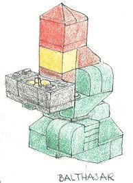 Lego Nativity Instructions: I had the idea today and thankfully someone else made the instructions!