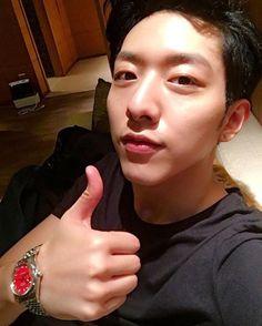 [160326 Lee JungShin Instagram update (2)]... | ⚘Smile again*