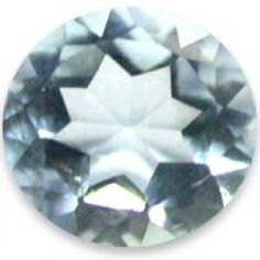 Shop online for most beautiful sky blue colored Topaz gemstone in  6mm in its size and has a amazing round shape.