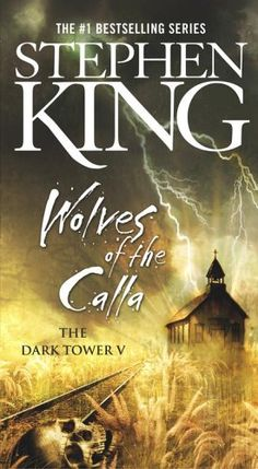 "Part 5 of ""The Dark Tower"". First on my to read list."
