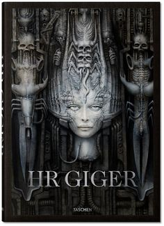 A new book collates the work of legendary illustrator, HR Giger