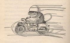 The mouse and the motorcycle This is my favorite books by Beverly Cleary! Enjoyed reading it to my son when he was little.Someday, sooner than later, I hope to read it to my grandsons! Adult Coloring Pages, Coloring Sheets, Mouse And The Motorcycle, Beverly Cleary, Little Library, Summer Reading Program, Sweet Tattoos, Book Crafts, Illustrators