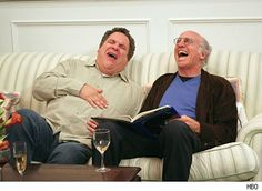 no one makes me laugh like Larry David