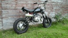 honda monkey supermoto project