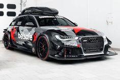 Audi RS 6: Kante zeigen - Mit kantigem Camouflage-Look und 1000 PS - GQ