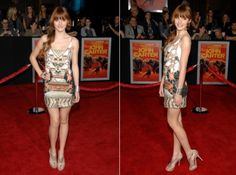 Bella Thorne's John Carter premiere look Caroline Sunshine, Beauty Must Haves, Bella Thorne, Celebrity Beauty, Red Carpet Looks, Zendaya, Celebs, Celebrities, Cute Outfits