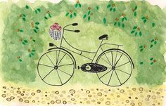 art: Get On Your Bike