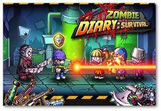 Zombie Diary Survival para Android es otro juego de zombis disponible en Google Play, parecido en algunos aspectos al juego de Zombien Ville, aunque es completamente diferente. Para empezar, los jugadores se encuentran con un mapa en la pantalla con cuatro lugares; la Prisión, la Calle, el Laboratorio y el Cementerio. Sin embargo los usuarios no pueden simplemente pulsar sobre alguno de estos sitios ya que en su lugar hay...
