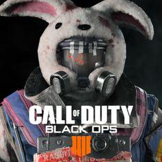 Call of Duty - Black Ops 4 - Firebreak - Heist, Chris Bruin