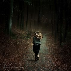 Wild is the music of autumnal winds amongst the faded woods. - Pinned by Mak Khalaf Fine Art AutumnCanonCanon 5d mark IIIFallFine artForestMagicalMysticNorwayPeopleWood by ninahurum1