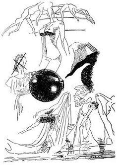 Man Ray - Au bal Tabarin - 1936
