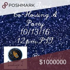 🎉🎉🎉Hosting A Party!!! 🎉🎉🎉 Leave your closet name so I can check it out for host picks! Accessories
