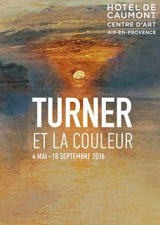 Zoé bazar: Turner et la couleur, Caumont Centre d'Art, Aix en...