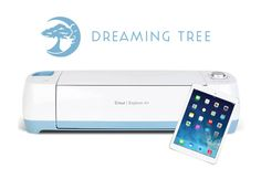 Dreaming Tree is giving away a brand new Cricut Explore Air, Apple iPad and $100    #Retweet #win #giveaway #contest #sweepstakes