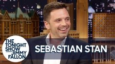 Sebastian stan teases avengers spin-off with anthony mackie – social media video network trends Sebastian Stan Interview, Sabastian Stan, Anthony Mackie, Social Media Video, Press Tour, Tonight Show, Movie Releases, Jimmy Fallon, Bucky Barnes