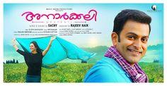 Movies House 24: Anarkali Indian Malayalam Superhit Movie Download ...