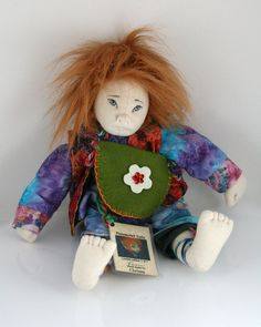 "Limited Edition Pinkneydell Doll - ""Farrow"" £19.95"