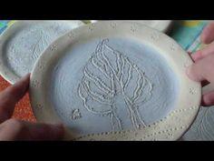 Ceramics plate diy