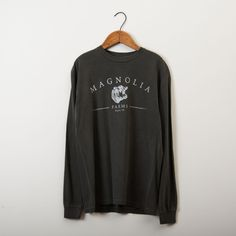 Pepper Magnolia Farms Long Sleeve Shirt – The Magnolia Market