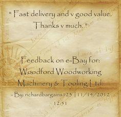 Fast delivery and v good value. Thanks v much.  ~richardbargains123.