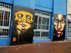 rnst - deuz - street art - cours julien - marseille