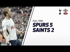 Tottenham Hotspur - Southampton 5-2, Premier League,  26 december 2017, Wembley Stadium London