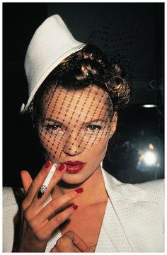 Kate Moss, Paris, 1994